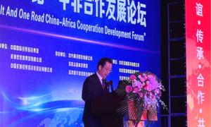 中国前驻刚果(金)、中非共和国大使崔永乾